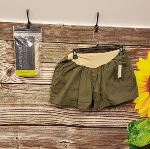 Motherhood Maternity shorts / pea in the pod panty